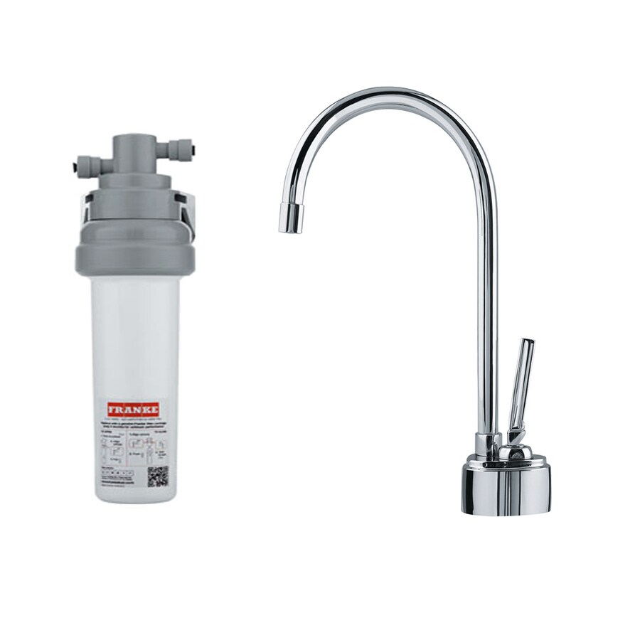 Franke Cold Water Dispenser with High Arc Spout