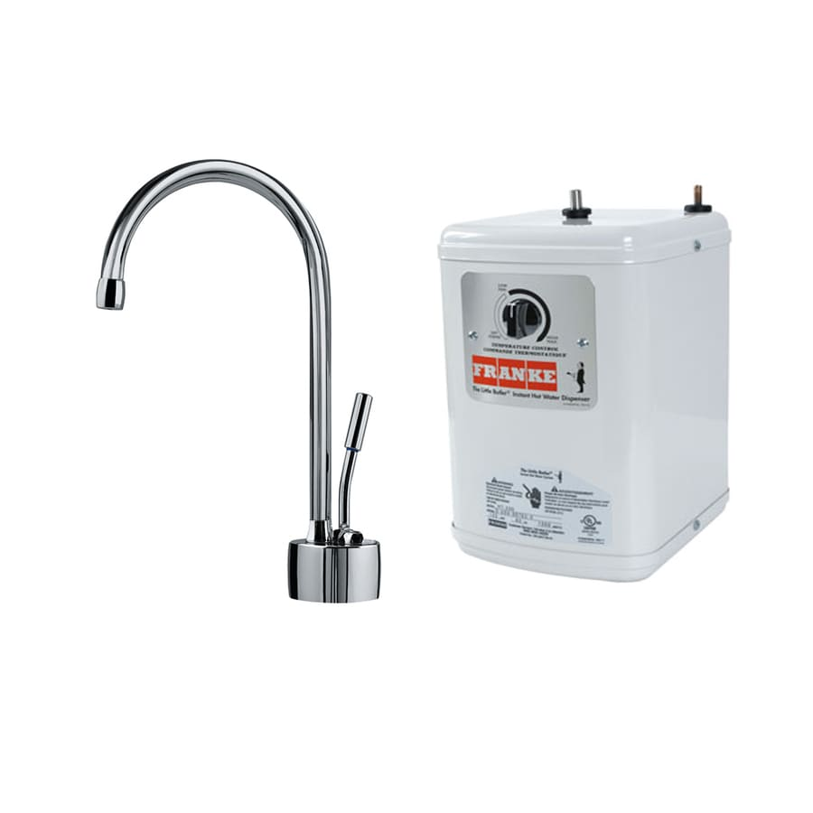Franke Polished Hot Water Dispenser with High Arc Spout