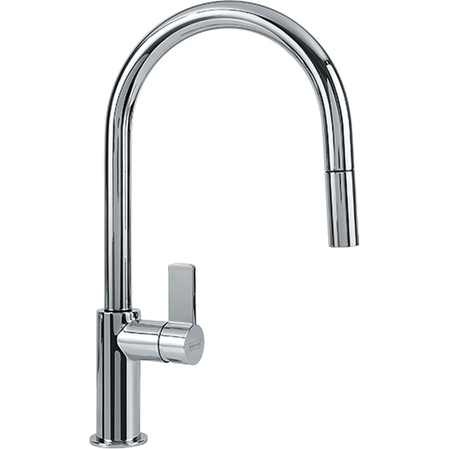 Franke Kitchen Faucet: Shop Franke Ambient Chrome 1-Handle Pull-Out Kitchen