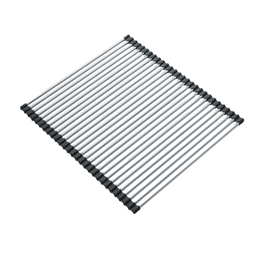 Franke Stainless Steel Kitchen Roller Mat At Lowes Com