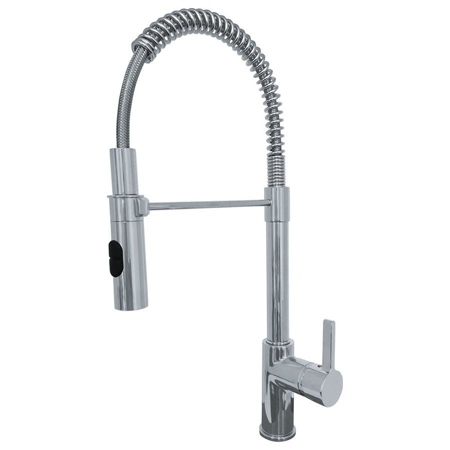 Franke Kitchen Faucets: Franke Fuji Stain Nickel 1-Handle Pull-down Kitchen Faucet