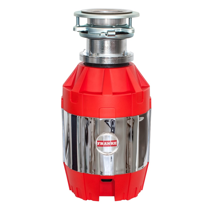 Franke 3 4 Hp Batch Feed Noise Insulation Garbage Disposal In The Garbage Disposals Department At Lowes Com