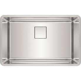 Franke Pescara Undermount Stainless Steel 29.5 in. x 18.5 in. Single Bowl Kitchen Sink