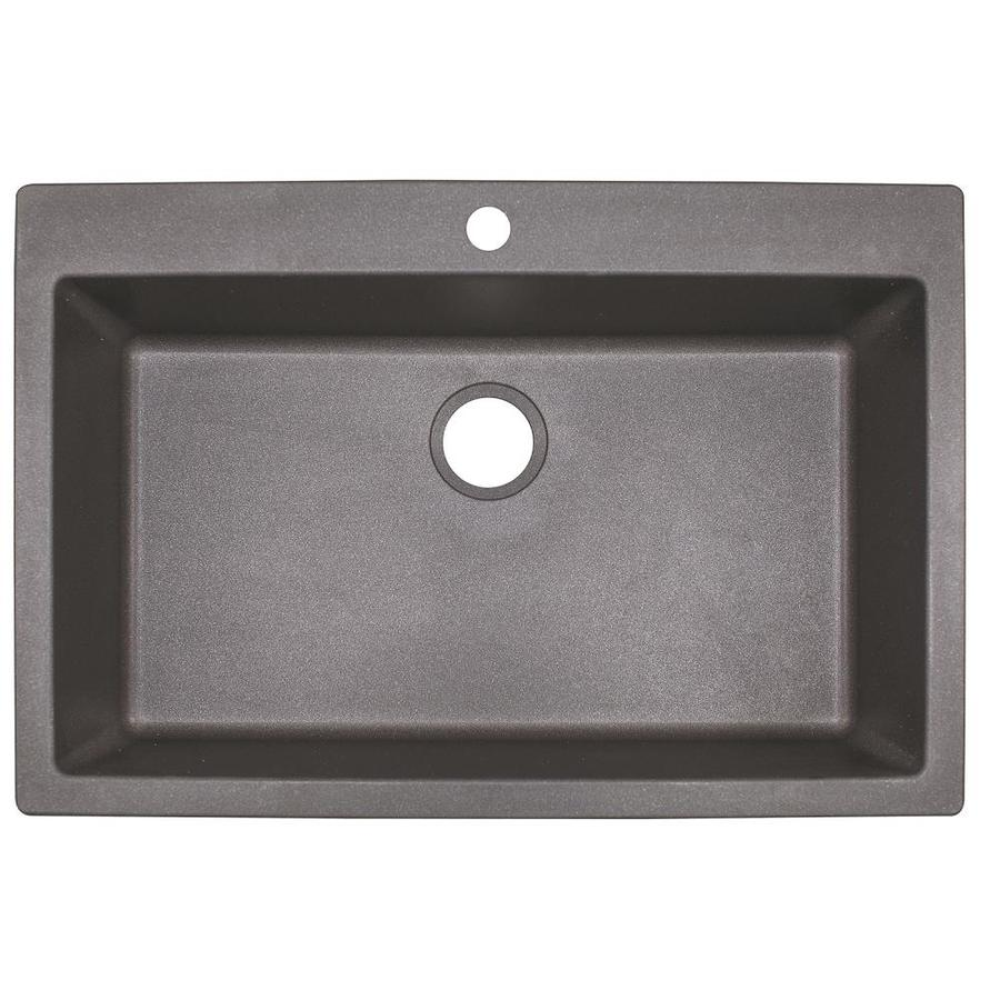 Gray Kitchen Sinks At Lowes Com