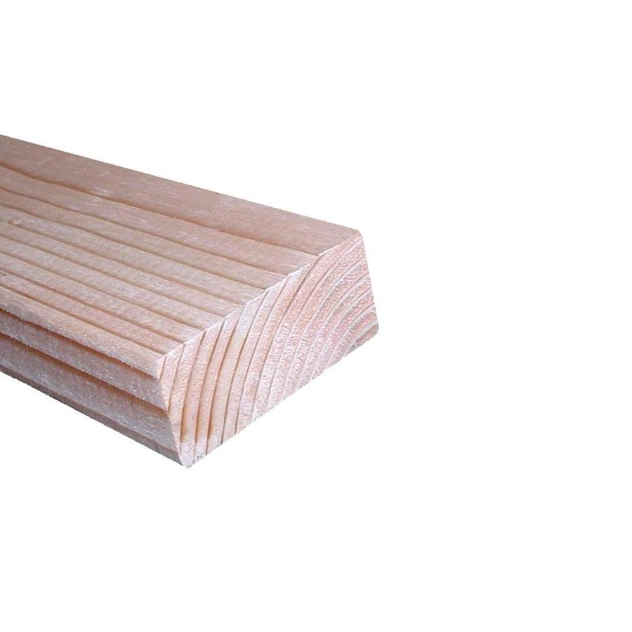 Top Choice (Common: 2-in x 4-in x 16-ft; Actual: 1.5-in x 3.5-in x 16-ft) Lumber