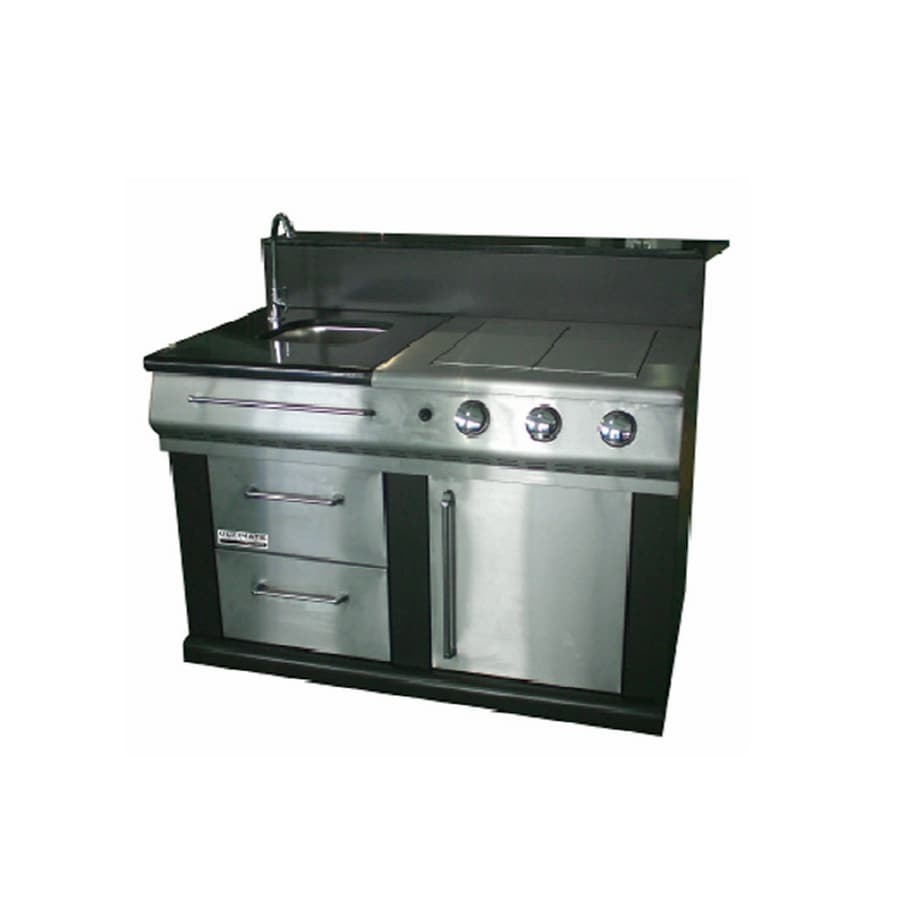 Master Forge Outdoor Kitchen Lowes: Sonoma Modular Outdoor Kitchen Lowes