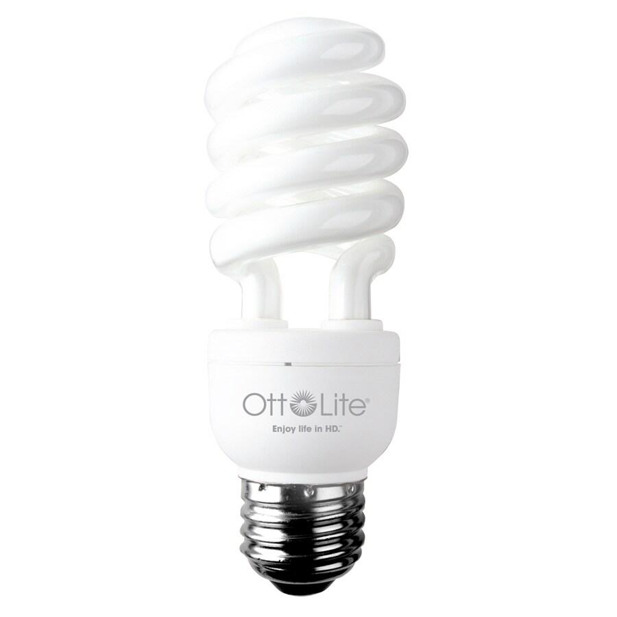 OttLite 15-Watt (60W) CFL Bulb