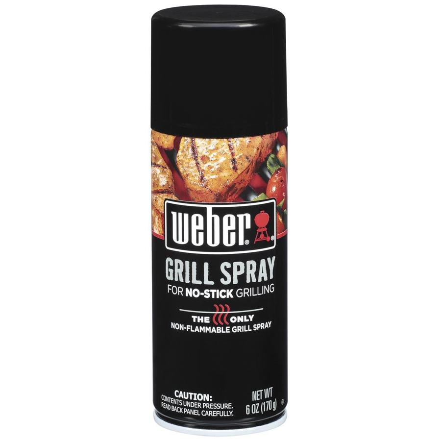 Weber 6-oz Soybean Oil Cooking Spray