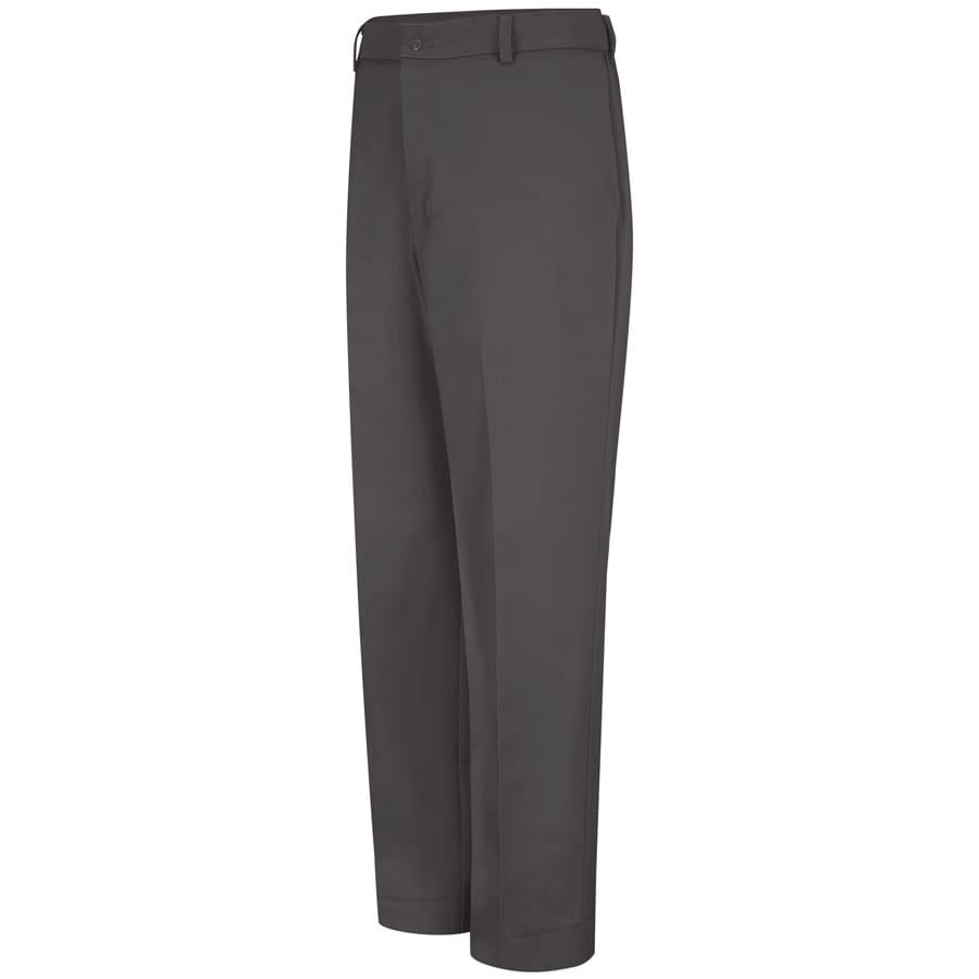 Red Kap Men's 28 x 34 Charcoal Twill Work Pants