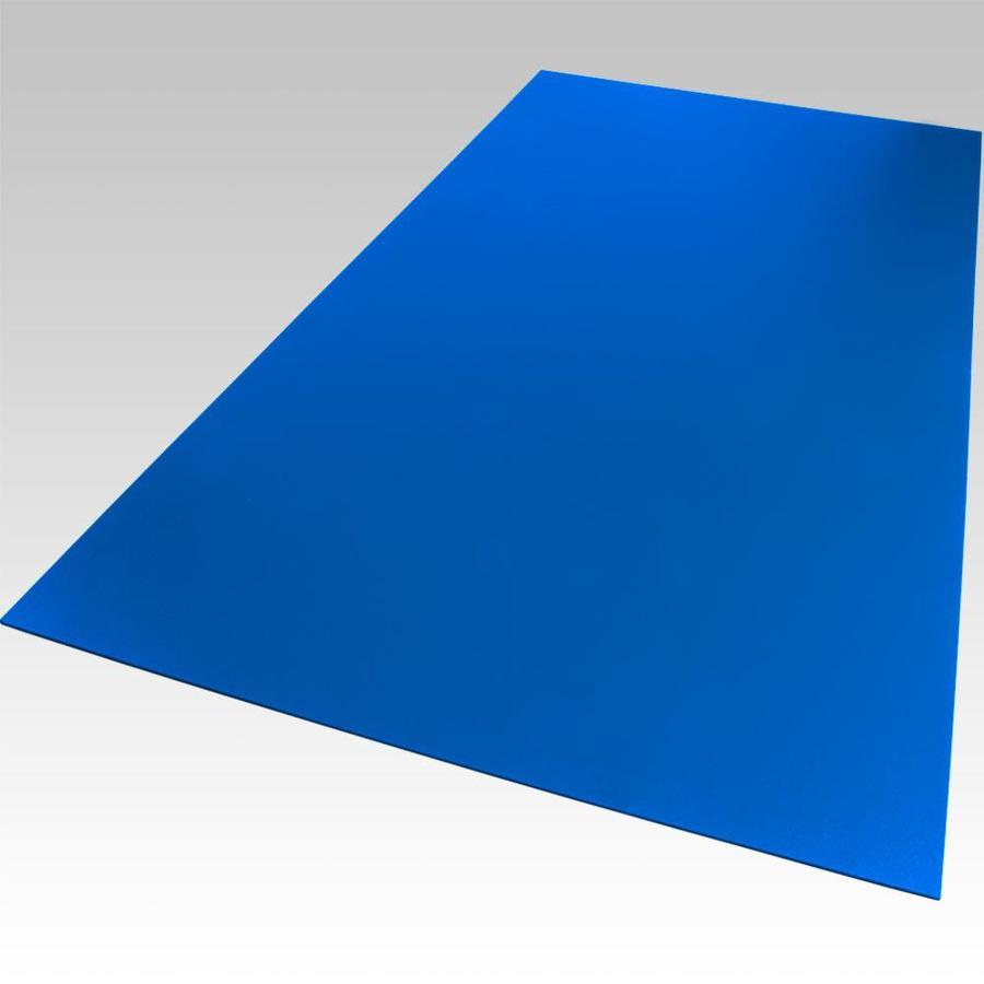 Palight ProjectPVC Blue Foam PVC Sheet (Common: 24-in x 48-in; Actual: 24-in x 48-in)