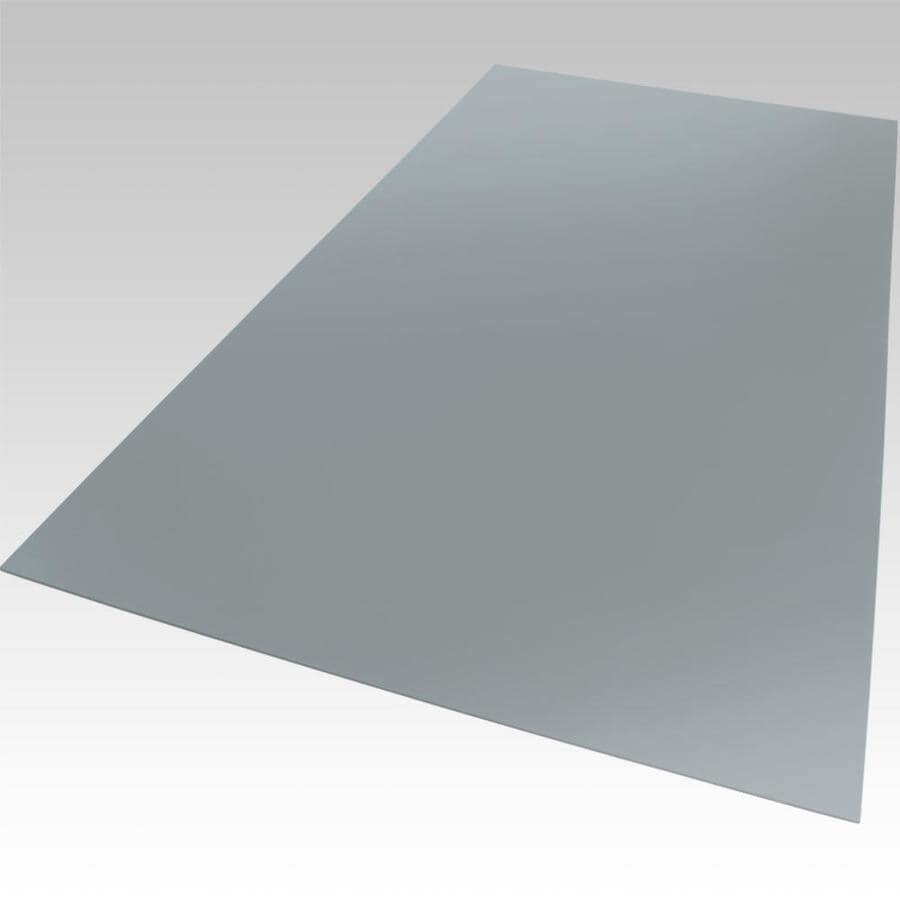Palight ProjectPVC Gray Foam PVC Sheet (Common: 24-in x 24-in; Actual: 24-in x 24-in)
