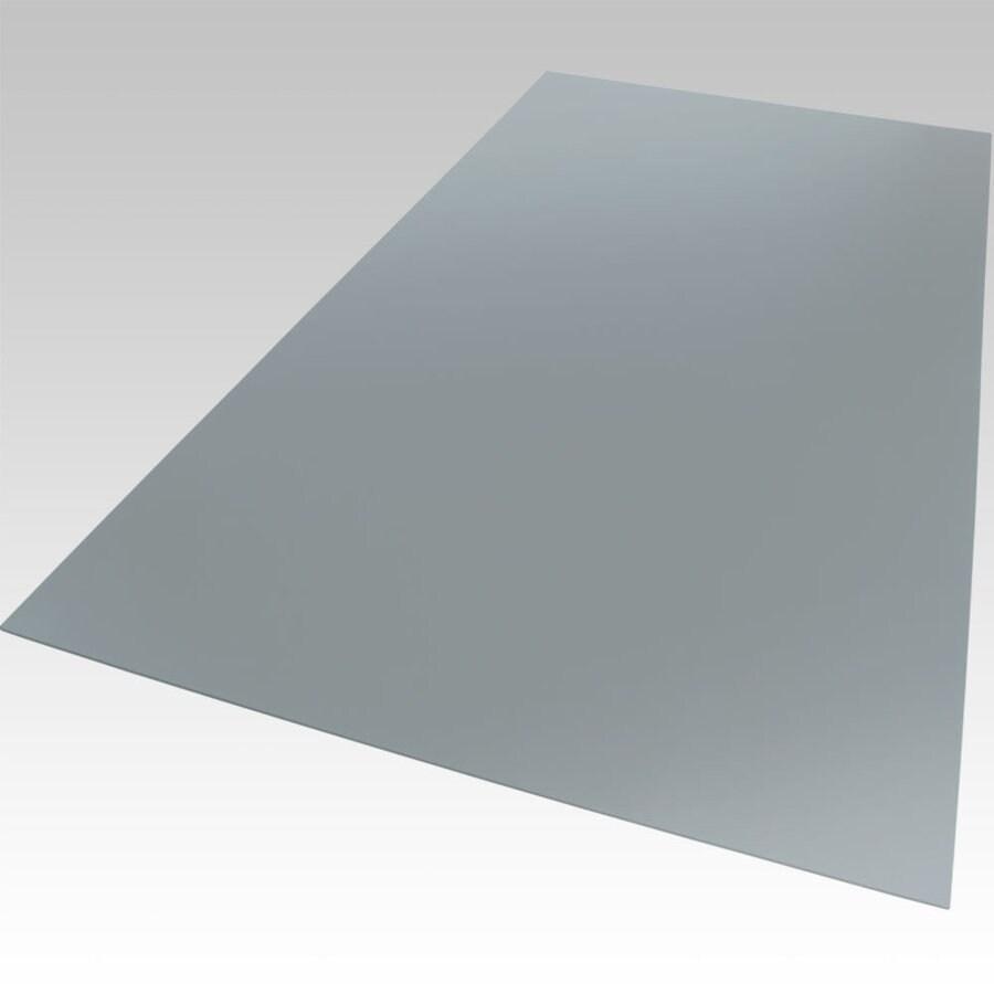 Palight ProjectPVC Gray Foam PVC Sheet (Common: 24-in x 24-in; Actual: 24-in x 24-in)