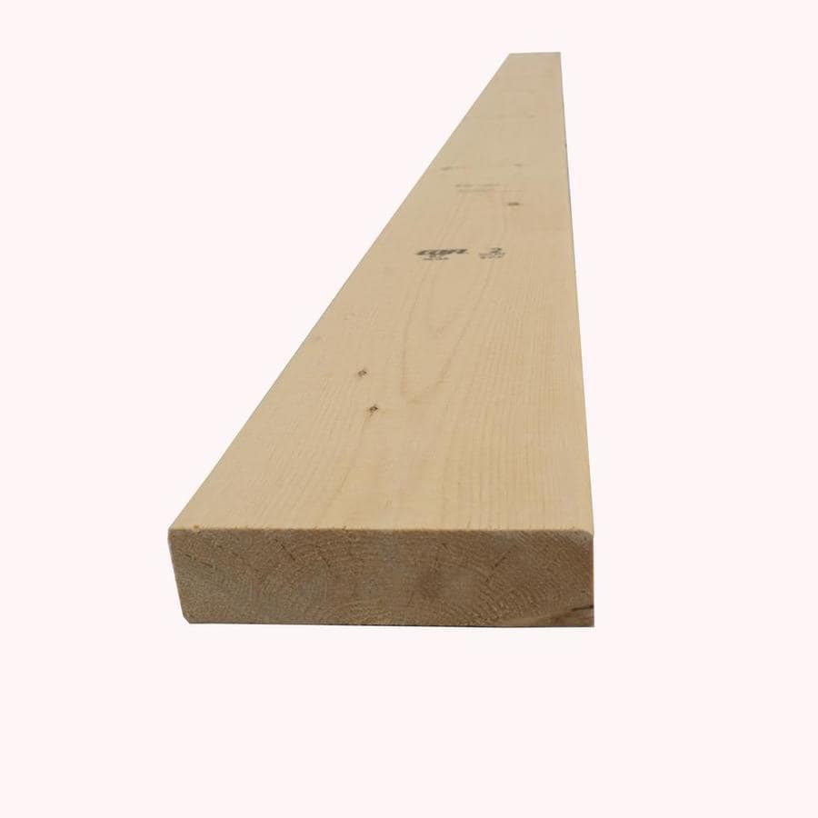 (Common: 2-in x 6-in x 22-ft; Actual: 1.5-in x 5.5-in x 22-ft) Lumber