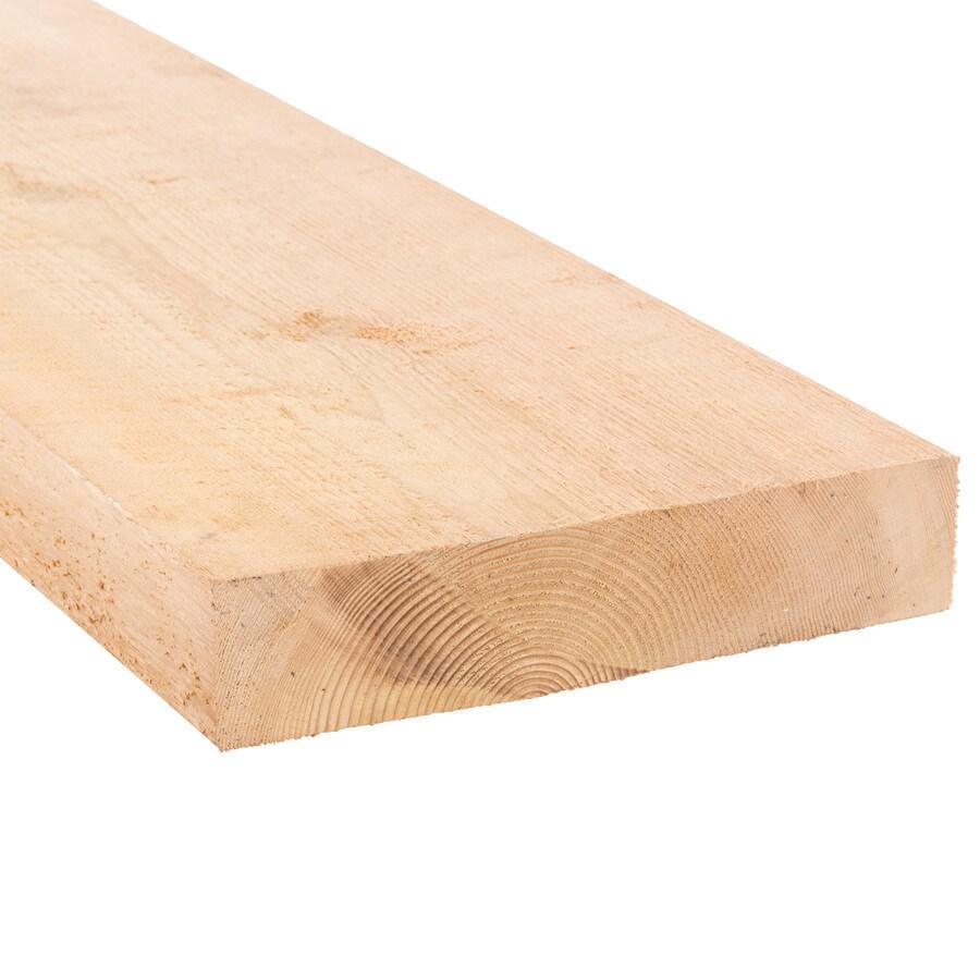 (Common: 2-in x 8-in x 8-ft; Actual: 2-in x 8-in x 8-ft) Lumber