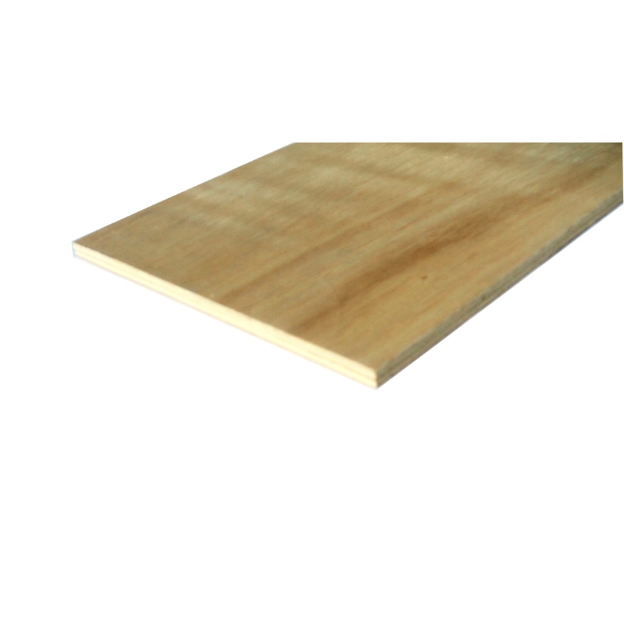 3/8-in Lauan Plywood, Application as 4 x 8