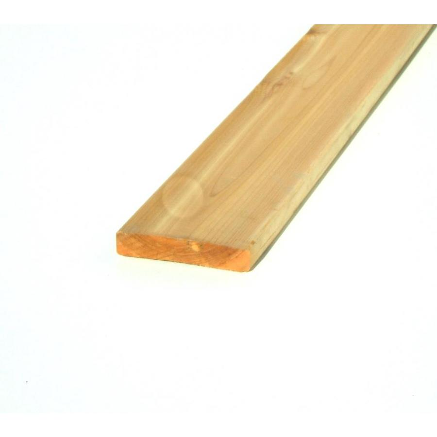 Cedar Deck Board (Common: 5/4-in x 6-in x 8-ft; Actual: 1-in x 5.5-in x 8-f)