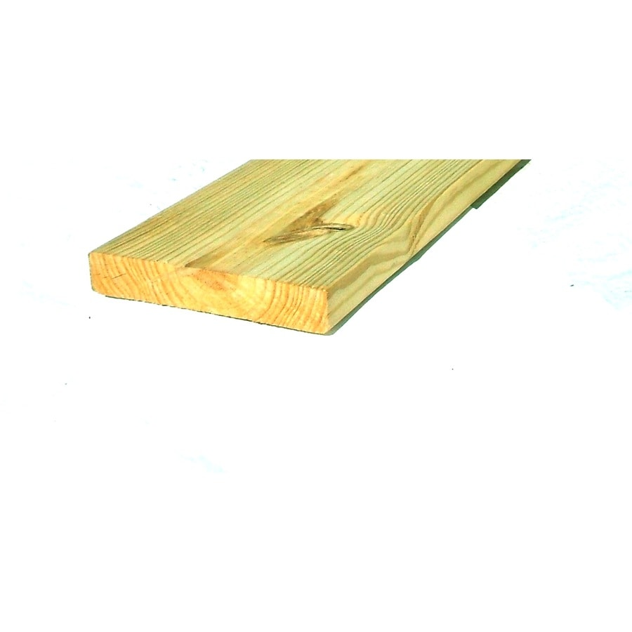 Pressure Treated (Common: 2-in x 10-in x 20-ft; Actual: 1.5-in x 9.25-in x 20-ft) Lumber