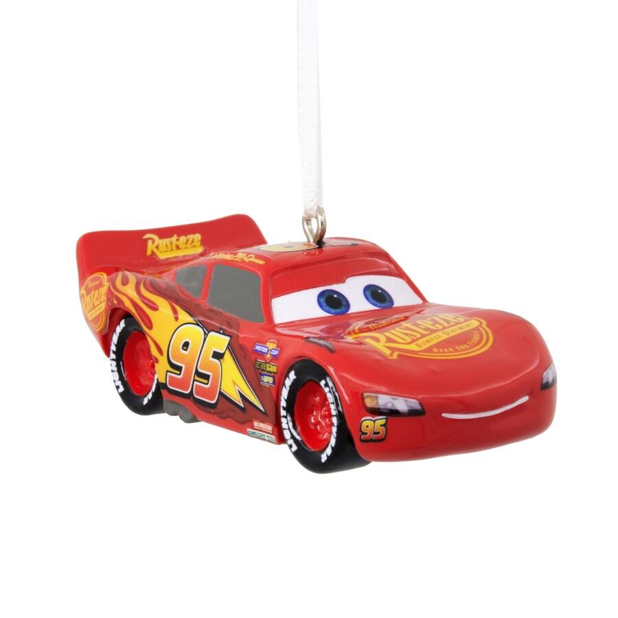Hallmark Lightning McQueen Resin Figural