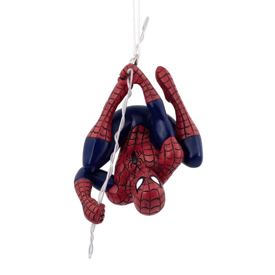 Hallmark Marvel Red Spiderman Ornament