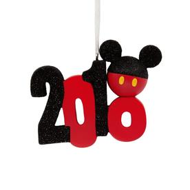 hallmark mickey friends multiple colorsfinishes mickey mouse ornament