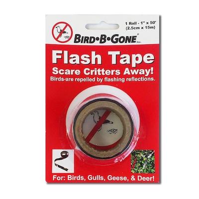 Bird-B-Gone Flash Tape Animal Repellent at Lowes com