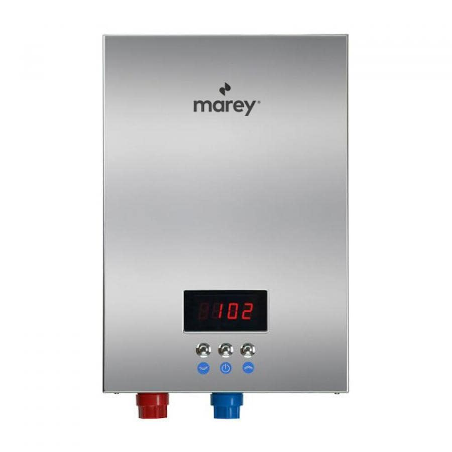 Shop MAREY ECO 220Volt 18kW 4GPM Tankless Electric Water Heater