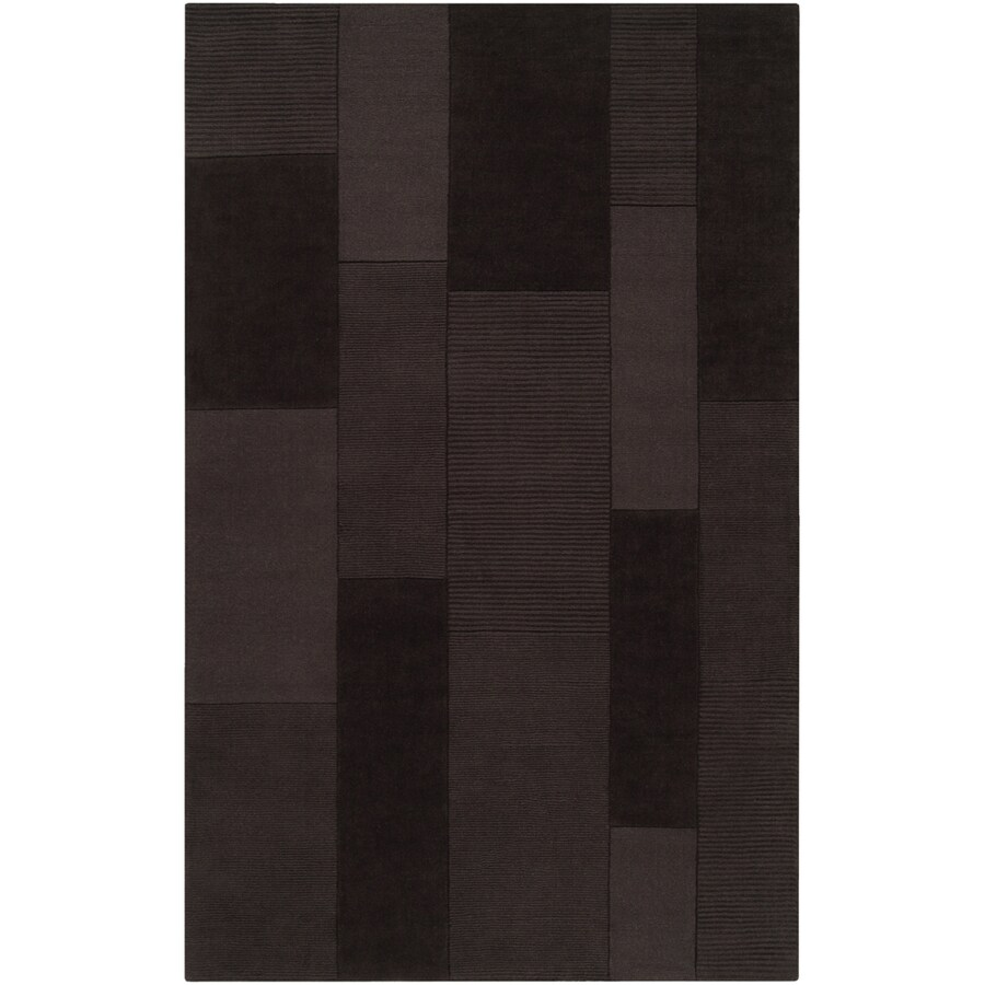 Artistic Weavers Dublin Brown Rectangular Indoor Tufted Area Rug (Common: 8 x 10; Actual: 96-in W x 120-in L x 2.4-ft Dia)