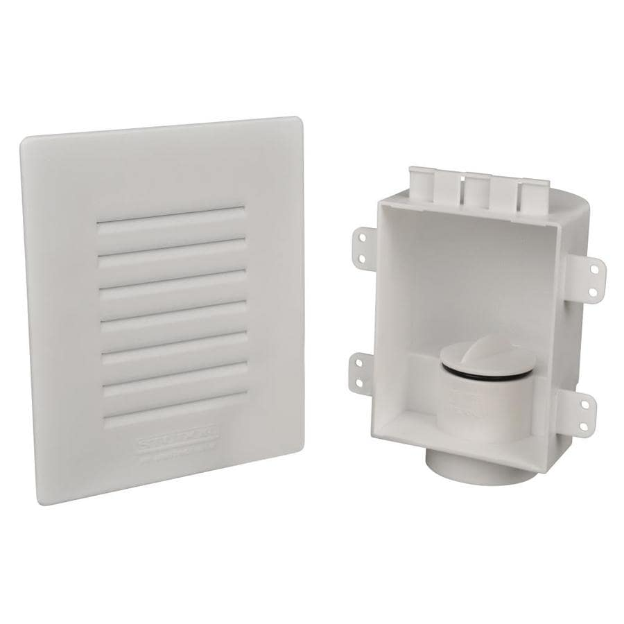 Studor Air Admittance Valve Recess Box With Faceplate At