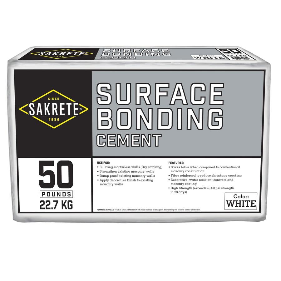 Sakrete Surface Bonding 50-lb Cement Mix