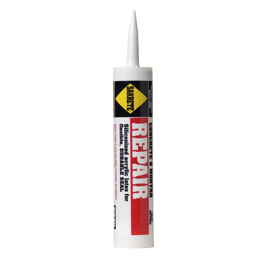 Sakrete Concrete and Mortar Repair 10.3-fl oz Acrylic Masonry Sealer for Concrete