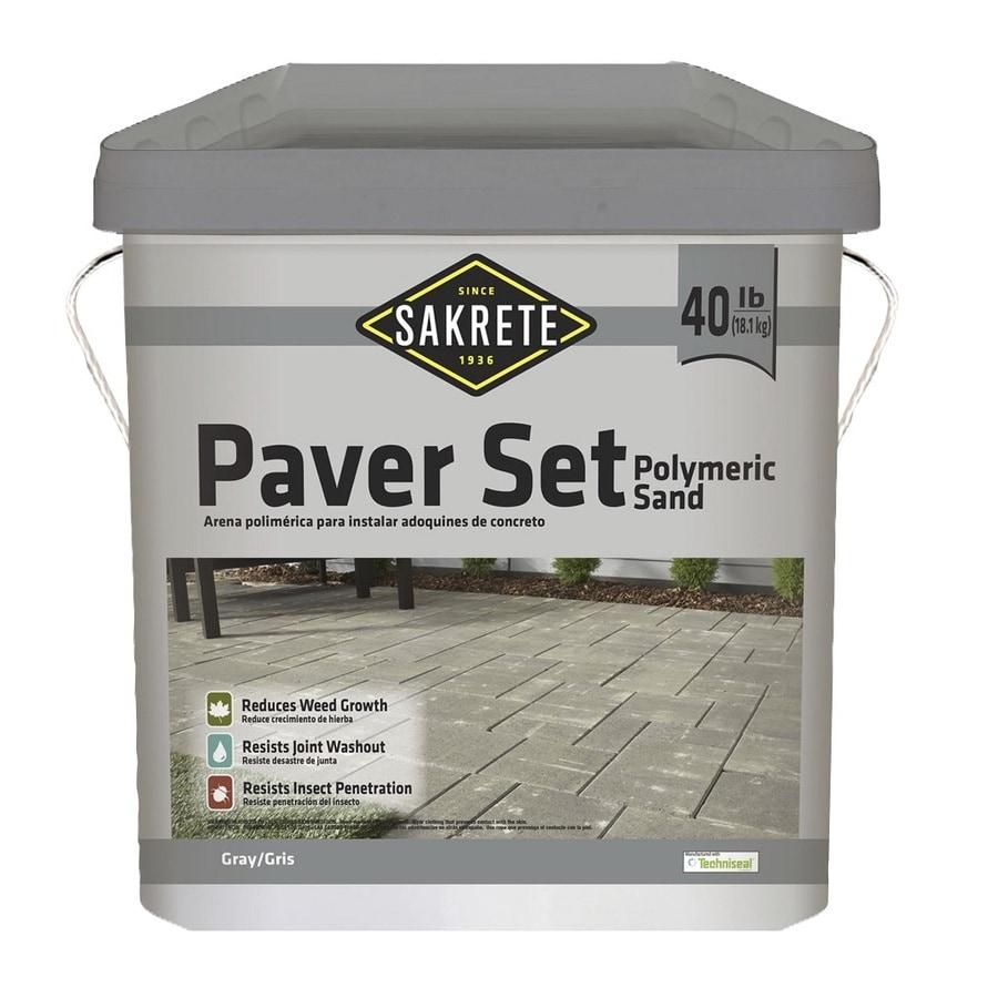 Sakrete 40-lb Polymeric Sand