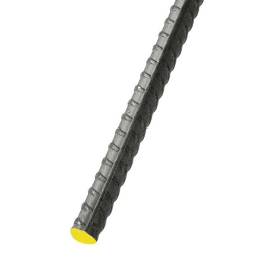 Steel Rebar (Common: 0.5-in x 2-ft; Actual: 0.5-in x 2-ft)