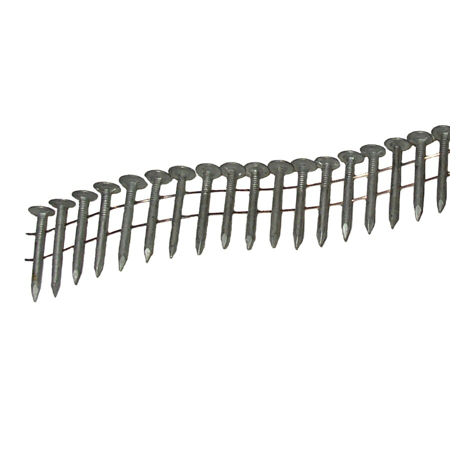 Grip-Rite 7200-Count 1.25-in Roofing Pneumatic Nails