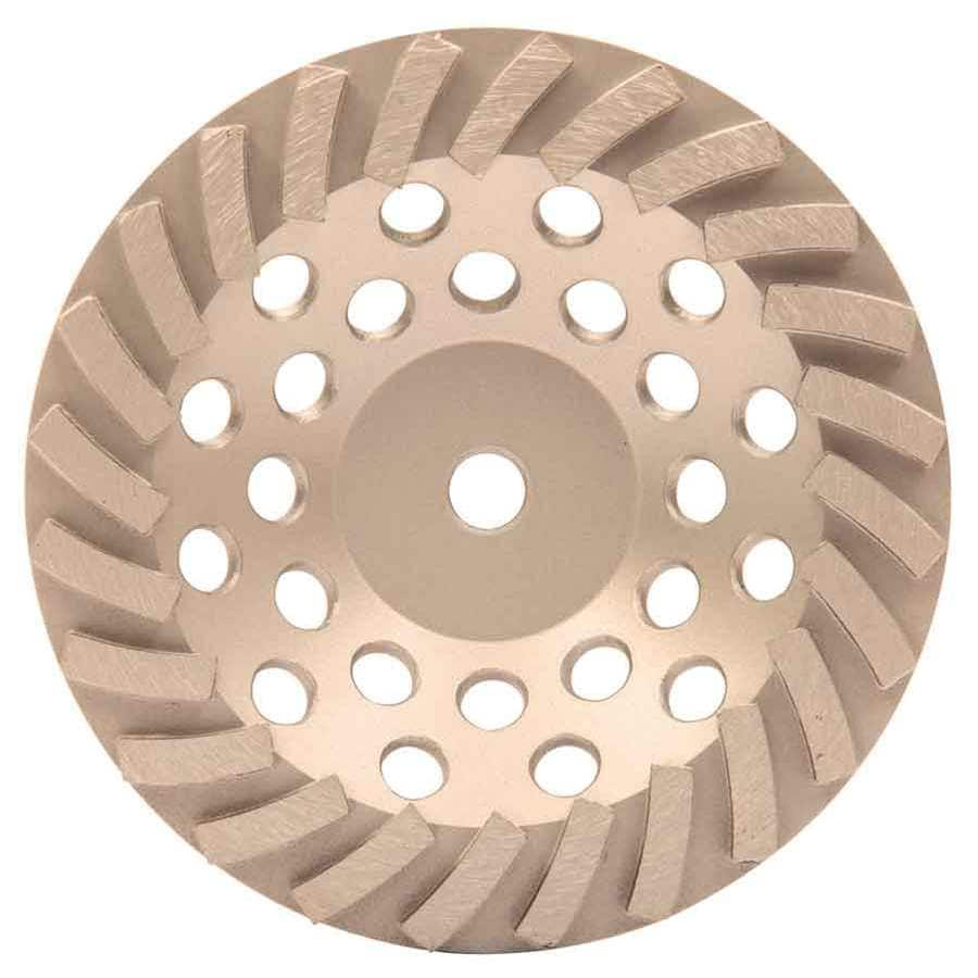 Grip-Rite 4-in Wet or Dry Turbo Diamond Circular Saw Blade