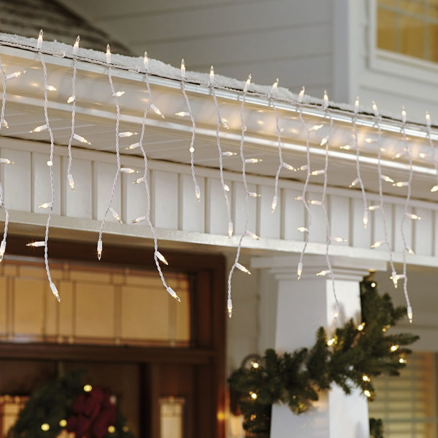 holiday living christmas icicle lights