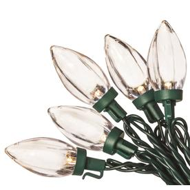 b45b5627831 Holiday Living 25-Count 12-ft Cool White LED Plug-In Christmas String