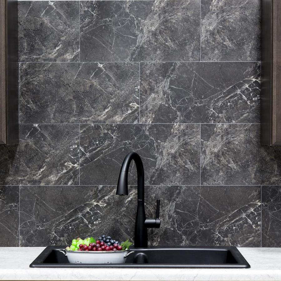 Dark Gray Slate Wall Panel