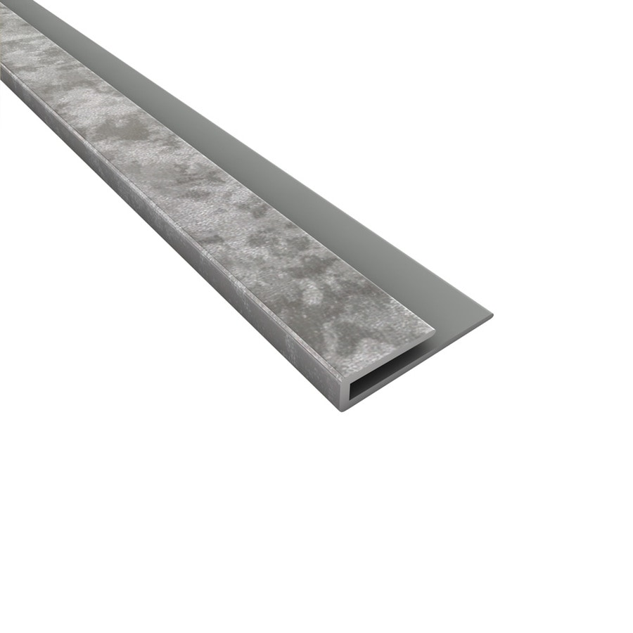 ACP Galvanized Steel PVC Smooth J-Channel Ceiling Grid Trim