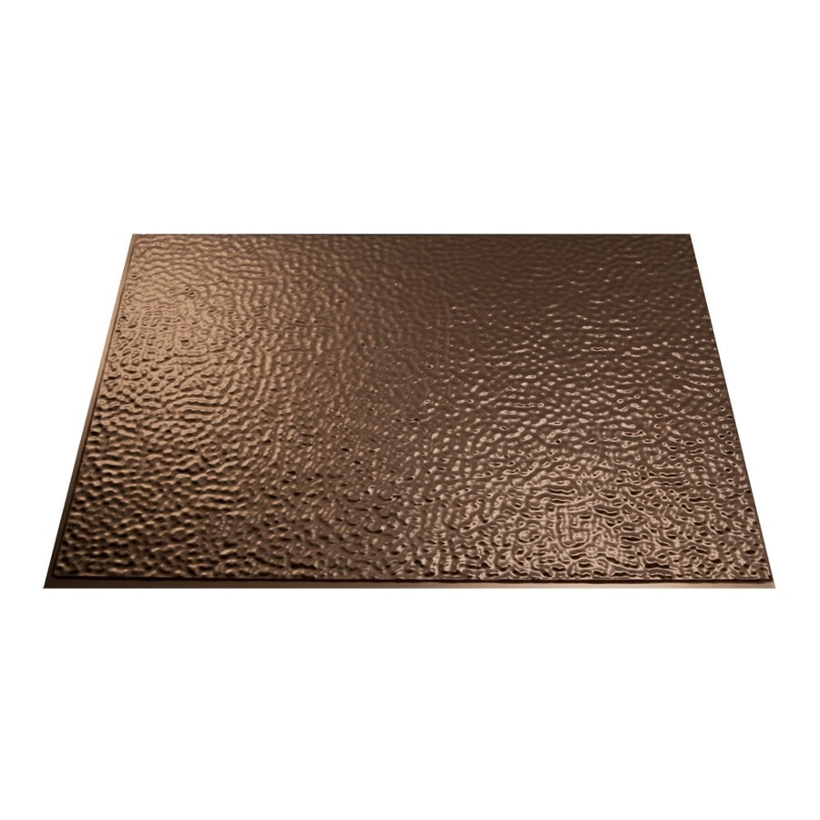 shop fasade 18 5 in x 24 5 in oil rubbed bronze