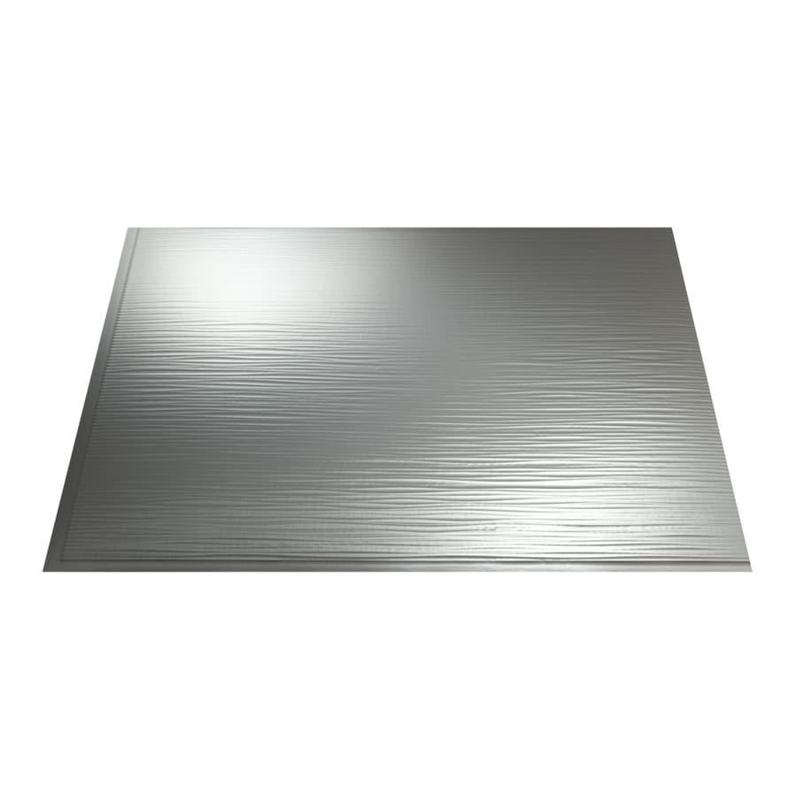 100 brushed aluminum backsplash diy metal backsplash i made