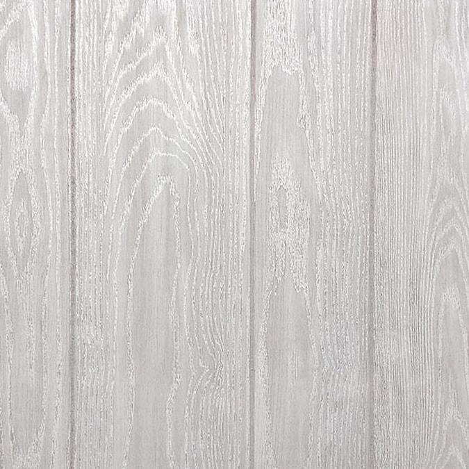 7 96 Ft Embossed Grey Oak Wall Panel
