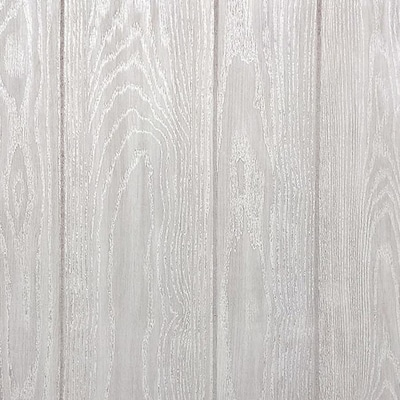 Chalked Oak 47 75 In X 7 96 Ft Embossed Grey Wall Panel