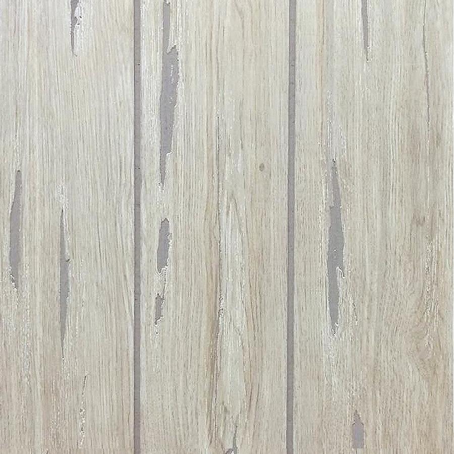 3d088962959e Pecky Cypress 47.75-in x 7.98-ft Embossed Gray Hardboard Wall Panel ...