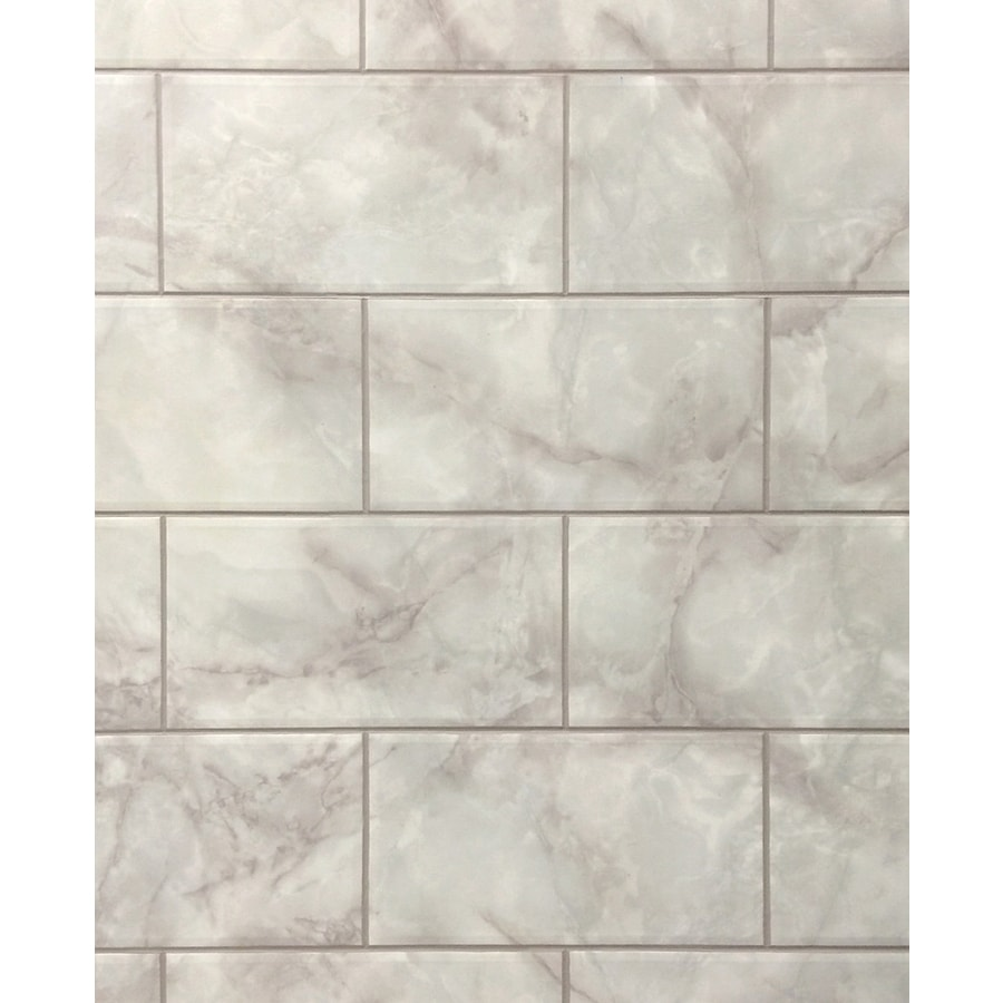 Shop Tile Board At Lowescom - Aquatile lowes