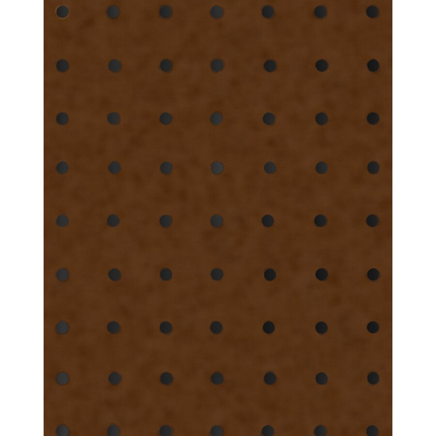 DPI 0.11-in x 3-ft 11.76-in x 7-ft 11.76-in Brown/Unfinished Hardboard Wall Panel