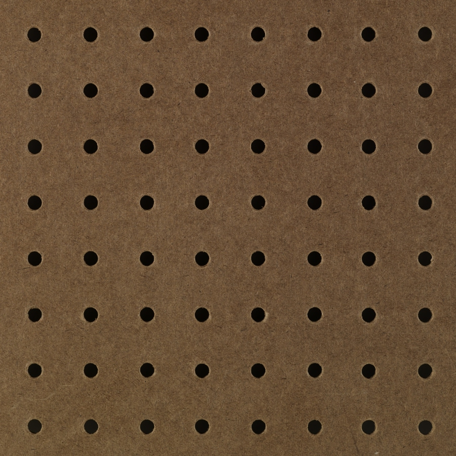 FashionWall Hardboard Pegboard (Actual: 23.875-in x 0.155-in)