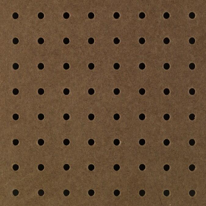 Hardboard Pegboard (Actual: 23.875-in x 0.155-in) in the