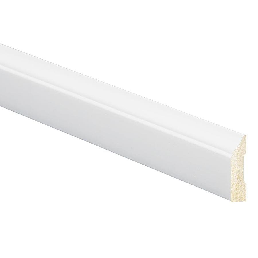 1.3125-in x 7-ft Interior Prefinished Polystyrene Stop Window Moulding