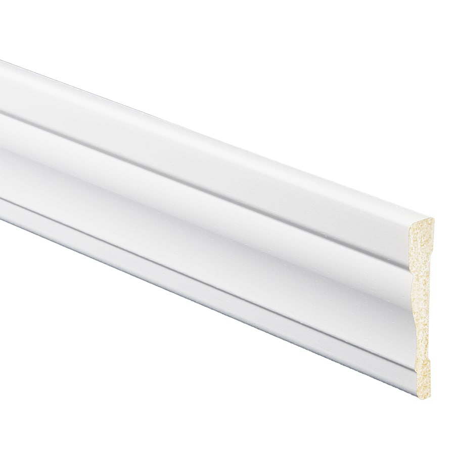 3.25-in x 8-ft Interior Prefinished Polystyrene Window and Door Casing  sc 1 st  Loweu0027s & Shop Window u0026 Door Casings at Lowes.com