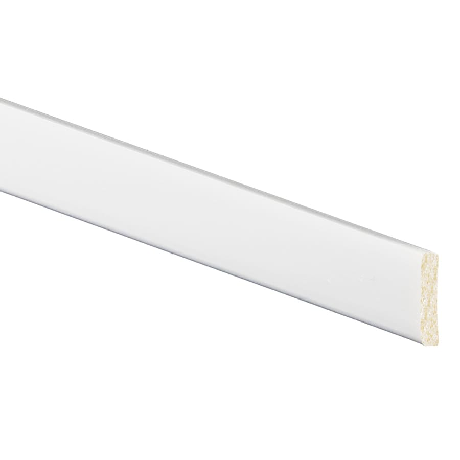 1.125-in x 7-ft Interior Polystyrene Stop Window Moulding